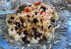 rice & beans