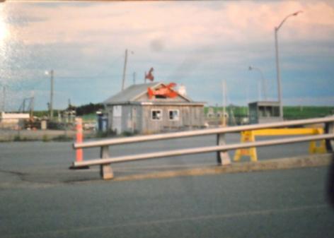 a roadside lobster shack