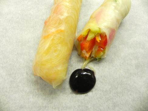 fresh rolls