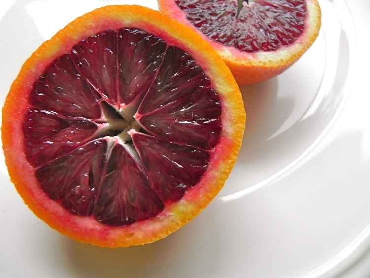 blood orange