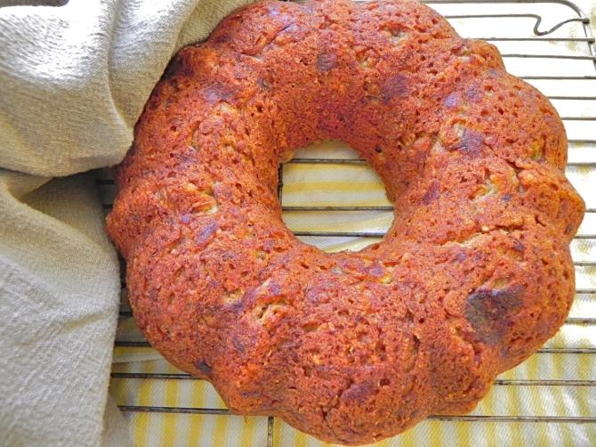 banana bread (cake)