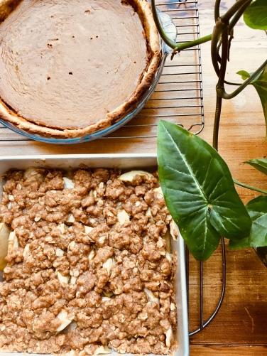 pie & crumble