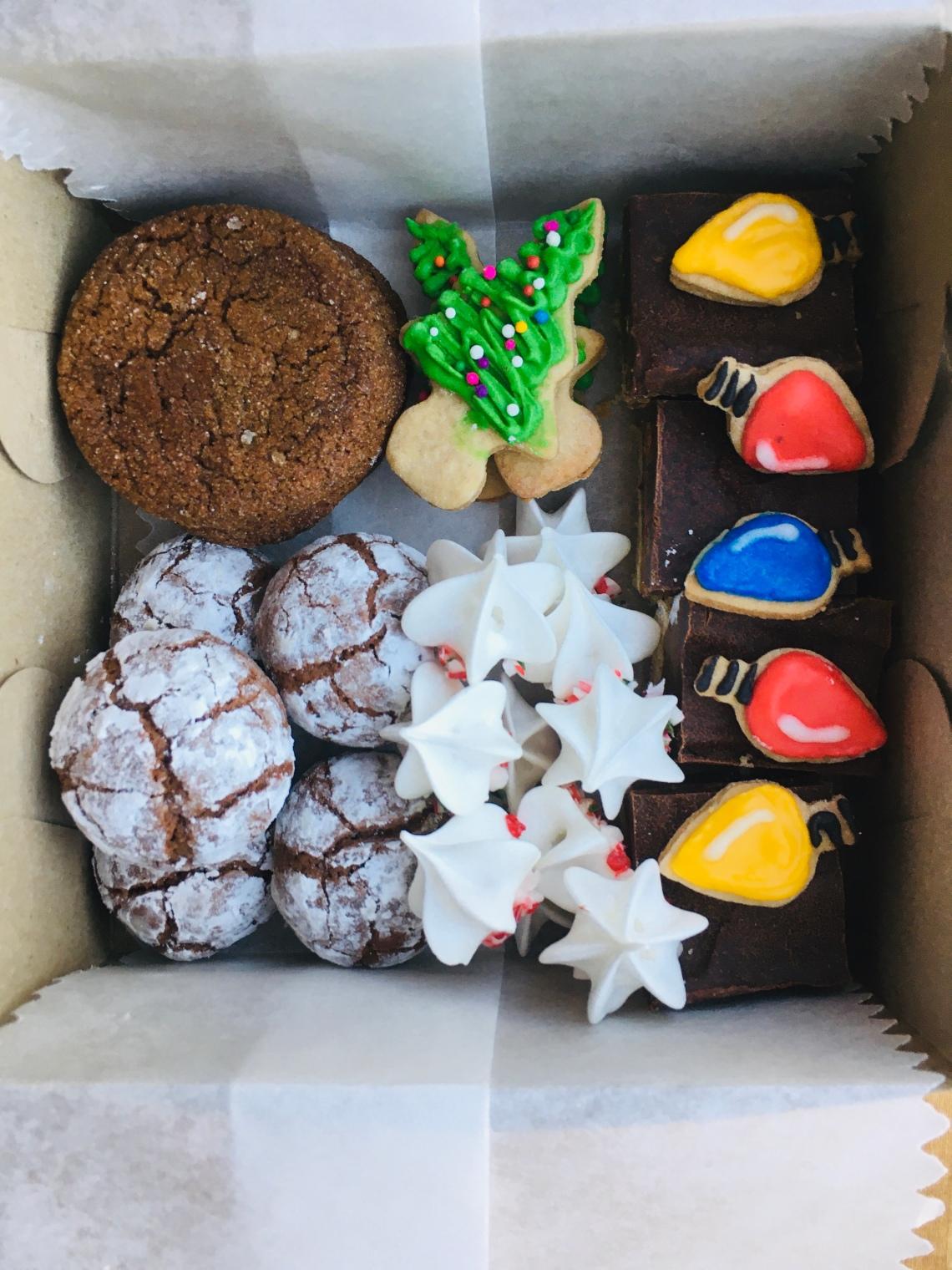 Mixed baking: small box (C)