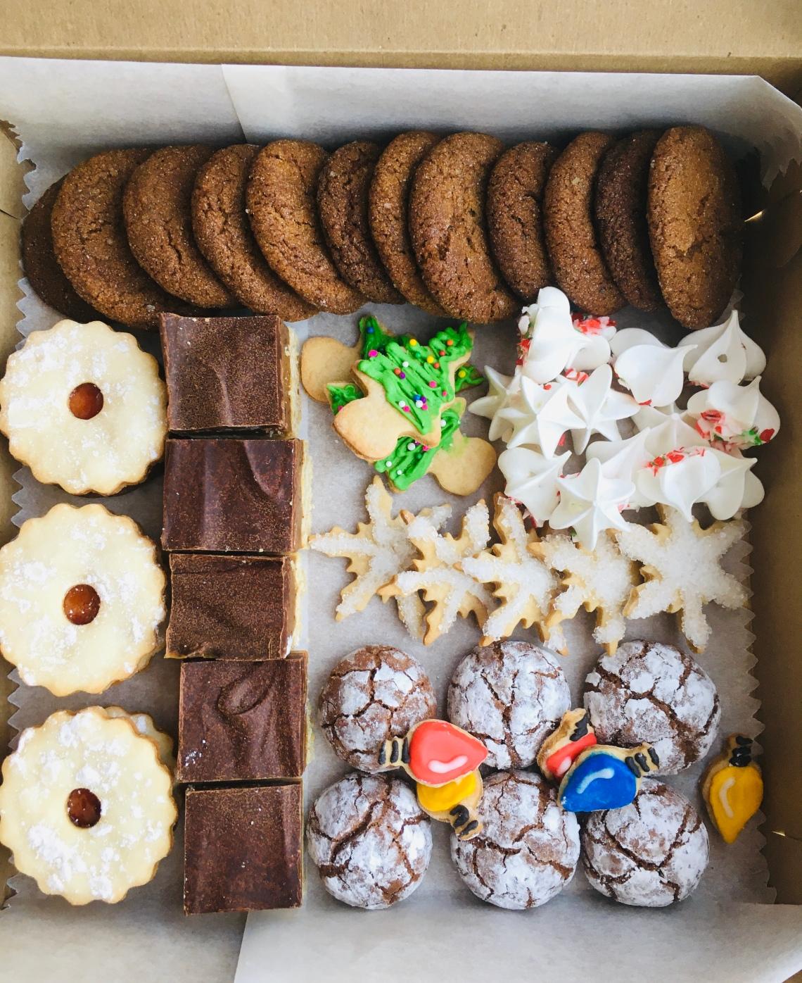 Mixed baking: large box (A)