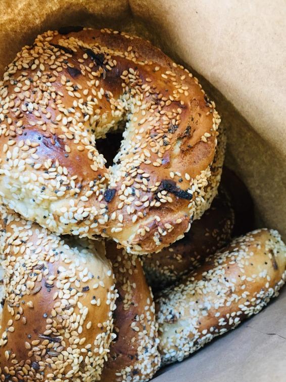bag of bagels